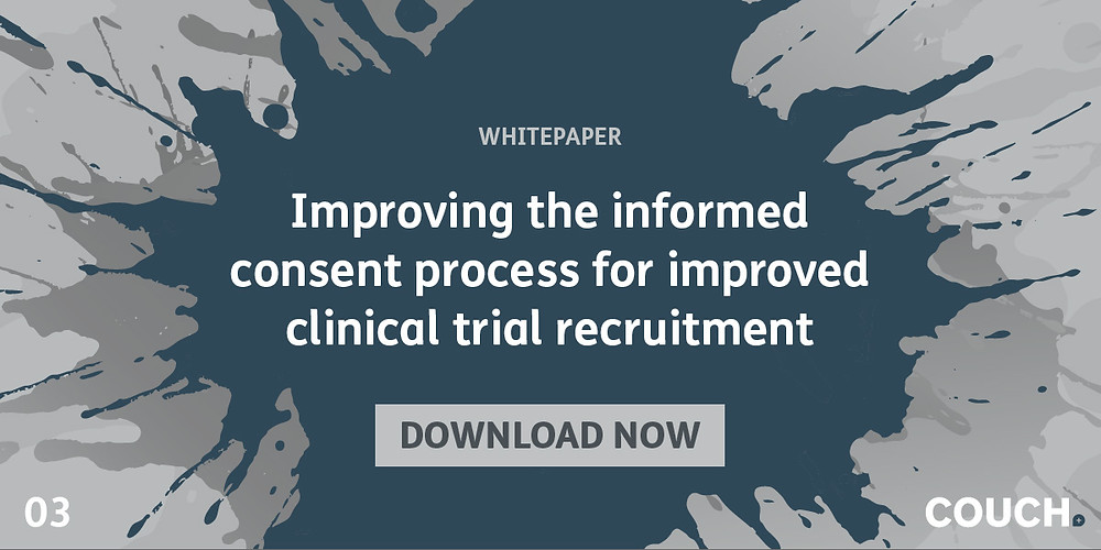 identify the big issue facing informed consent and recruitment to clinical trials