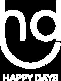 Happy Days Master Logo_White.png