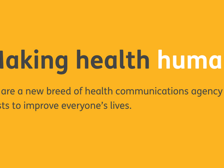 COUCH lands new mission: to make health human