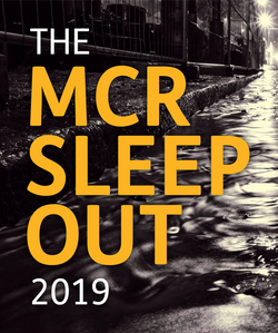 The Manchester Sleepout 2019