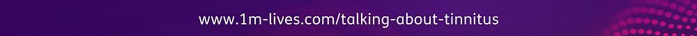 Talking about Tinnitus web address
