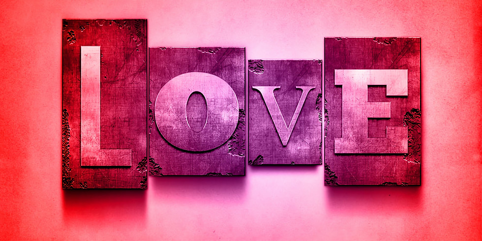 """""""Love is the Message"""" Valentine's Day Dance"""