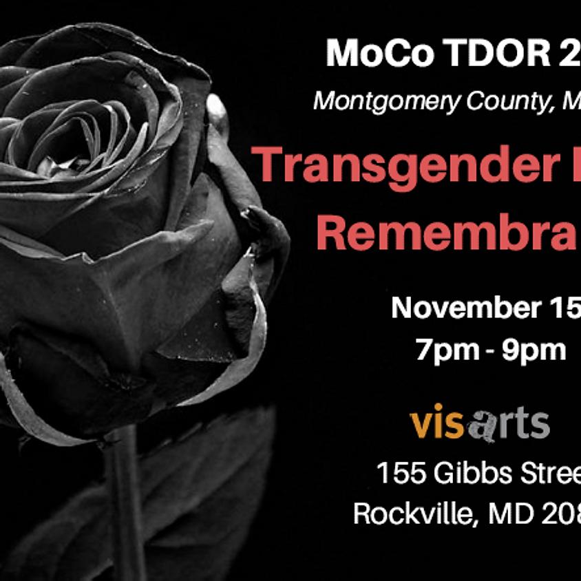 2019 Transgender Day of Remembrance