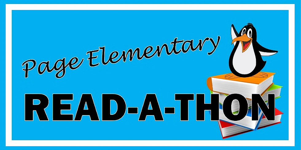 Page Elementary Read-A-Thon