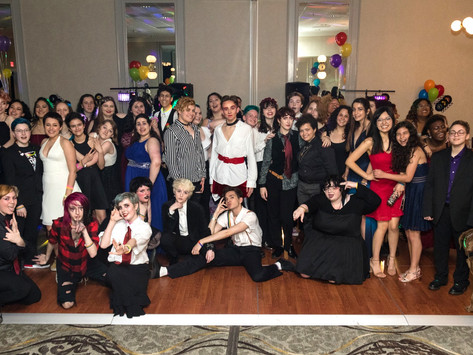 2019 MoCo Pride Prom a Glowing Success