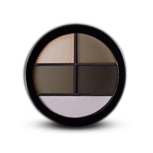 Five Color Eyebrow Powder