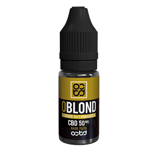 e-liquide OCBD - OBlond