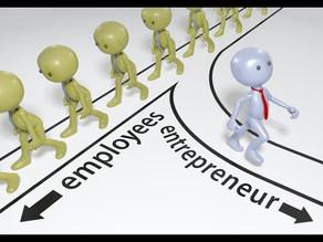 Salariat VS Entreprenariat