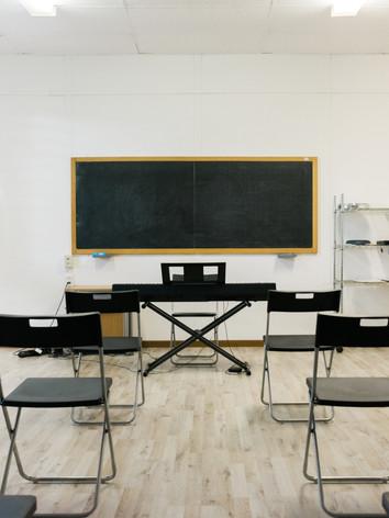 La sala di canto