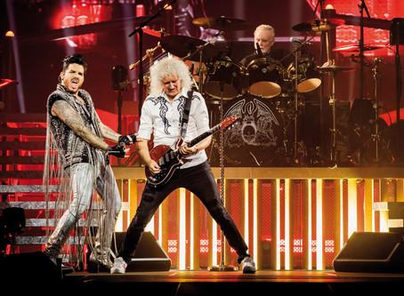 Queen + Adam Lambert Will Release Their New Live Album in October