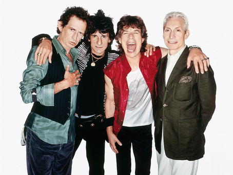 The Rolling Stones Launch 'World Exclusive' Flagship Store in London