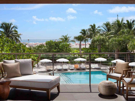SLS Hotel South Beach: Miami Living's Luxury Stay Pick