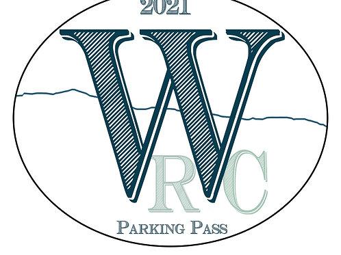 WRC Membership Support + Parking Pass