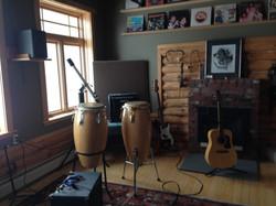 Cabin Walls Acoustic Night.JPG