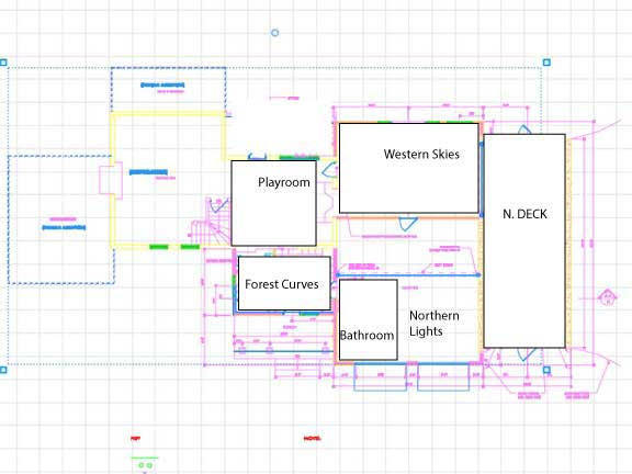 MH 2nd floor plan