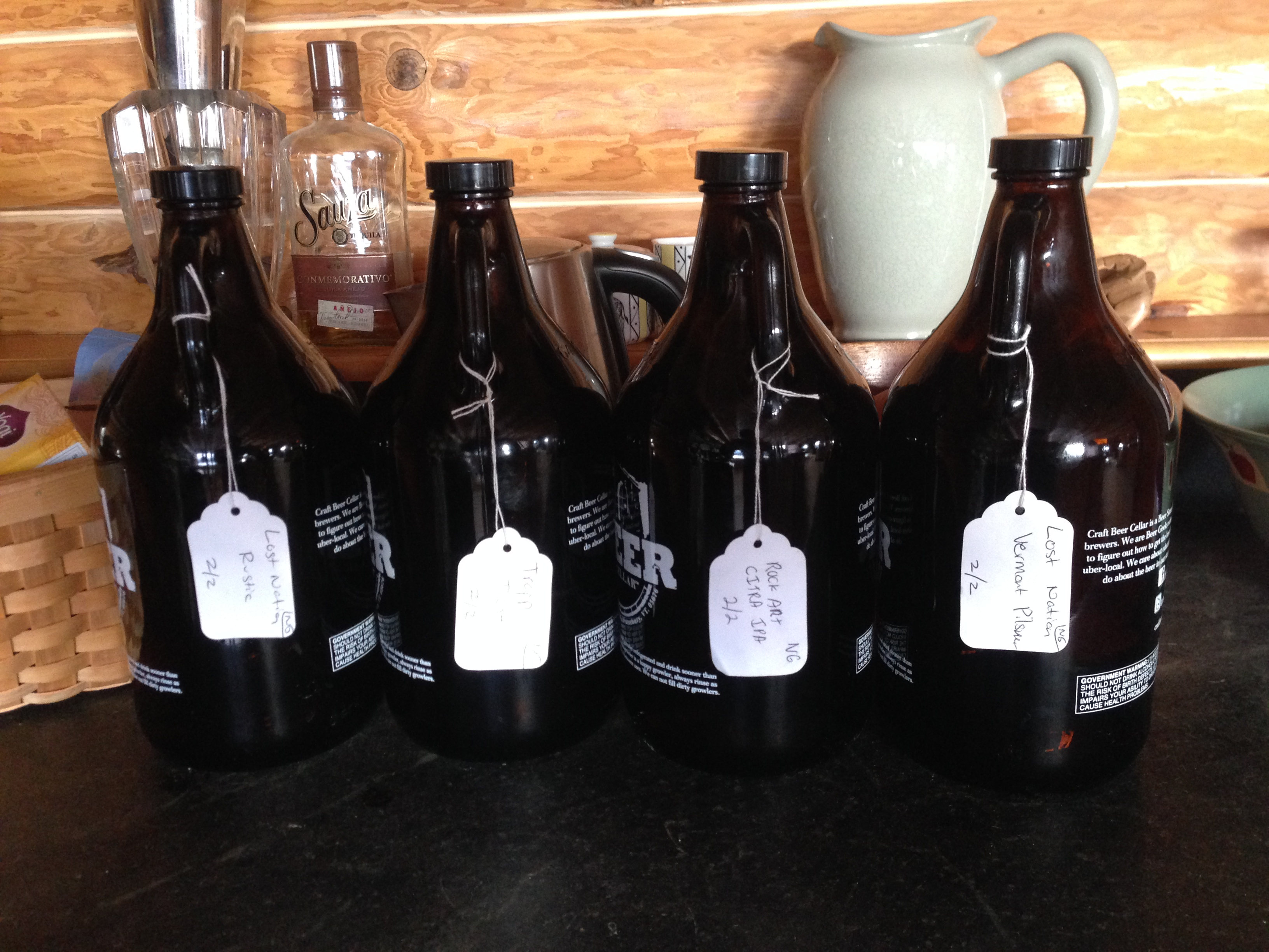 local growlers
