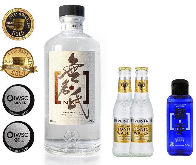 N.I.P Good Drinks Clean Hands Package