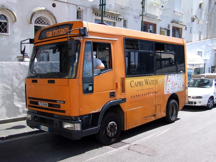 Short tour of Capri anyone?