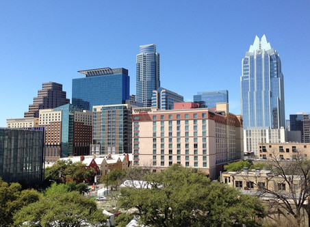 From the Ground Up - What is the Future of Central Texas Real Estate?