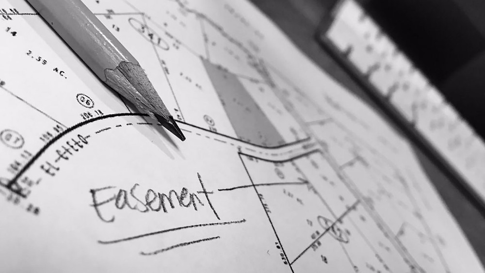 Easements on Real Property
