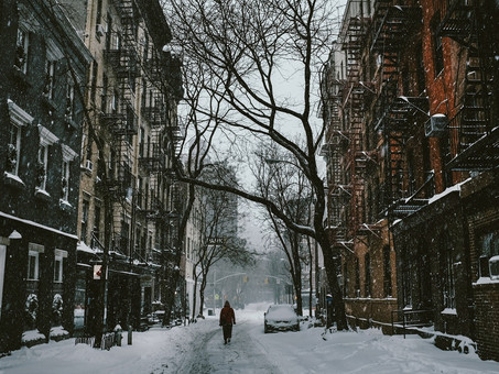 Winter Storm Could Provide Property Tax Relief