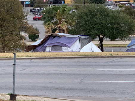 Austin Must Solve its Homeless Problem