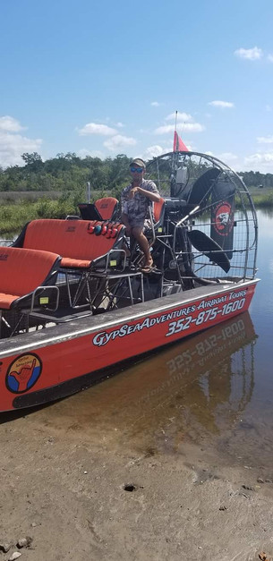 Best of the Best Airboat Tours in the County!