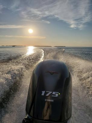 Sunset Cruise Options