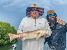 Some of the best Redfish on the Coast