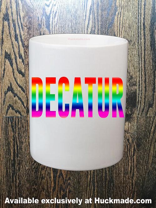 Decatur Pride: Coffee Mug