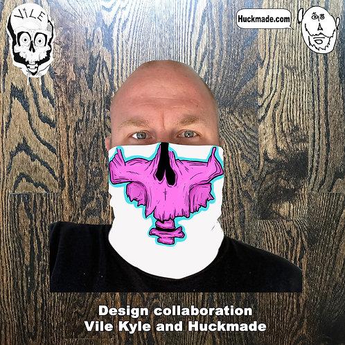 Vile Kyle: Custom Neck Gaiter/Face mask (design 1)