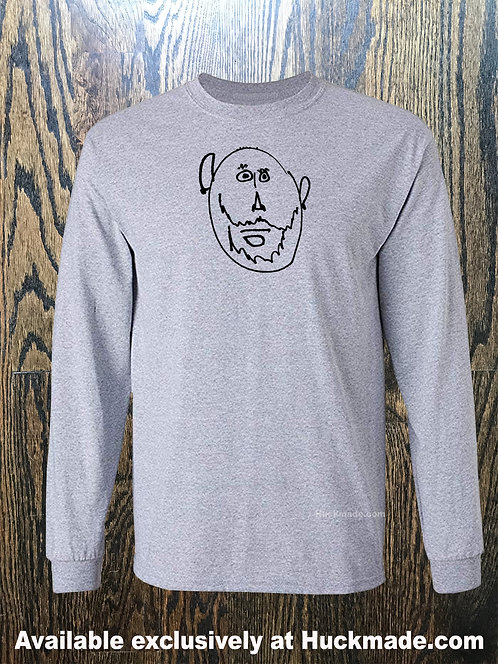 Huckleberry: Adult Long Sleve Shirt