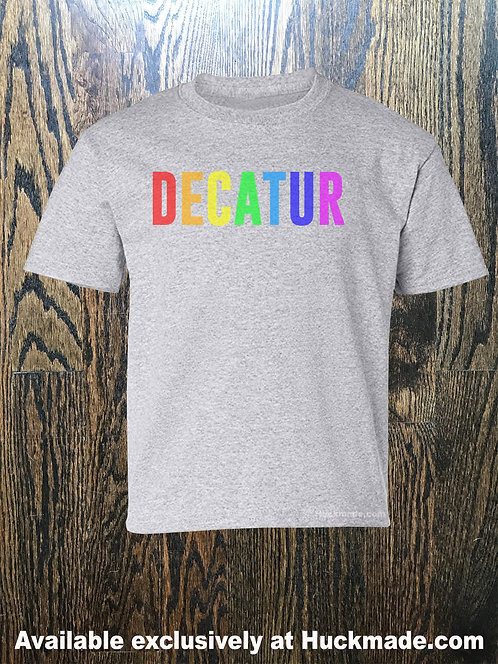 Decatur Pride: Shirts and Sweats