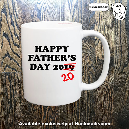 Happy Father's Day 2019/20 Last Minute Gift: Coffee Mug