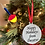 Decatur Planters, Planter, Planters, Decatur, City of Decatur, Huckmade, Ornament, Christmas ornament ,