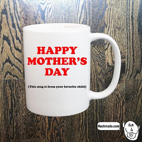 Favorite Child: Coffee Mug