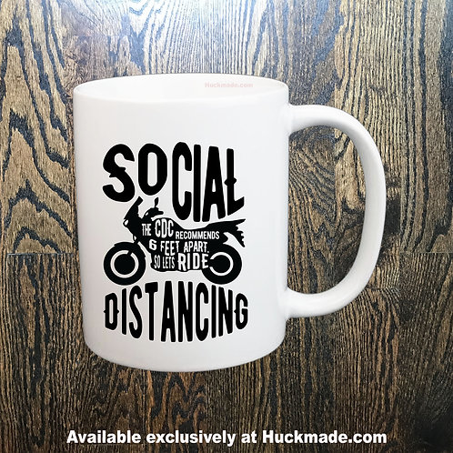 Social Distancing: Coffee Mug
