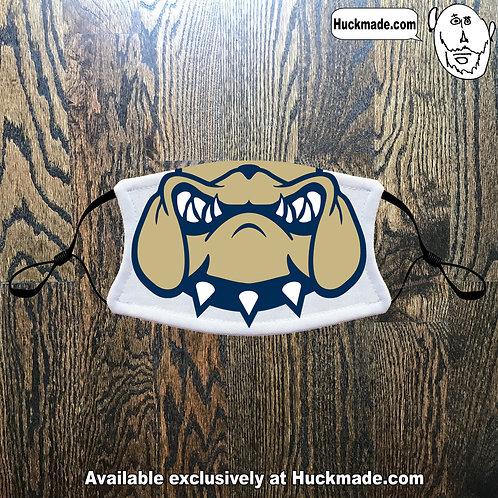 Decatur High School Bulldog: Youth Face mask