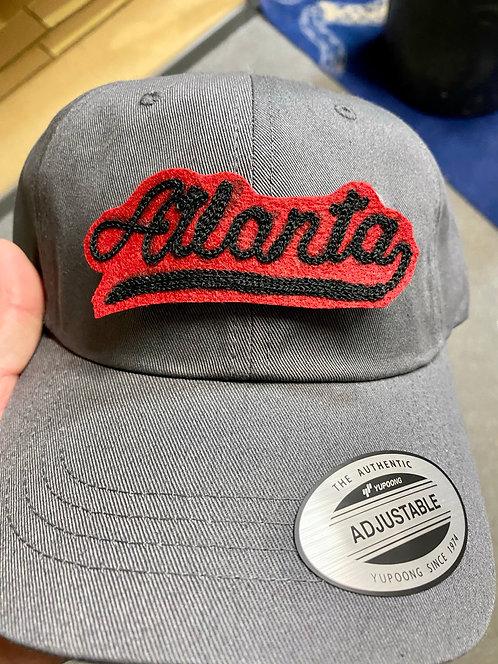 Atlanta Varsity Chainstitch: Dad Hat