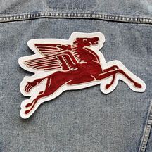 Moble Gas jacket Patch