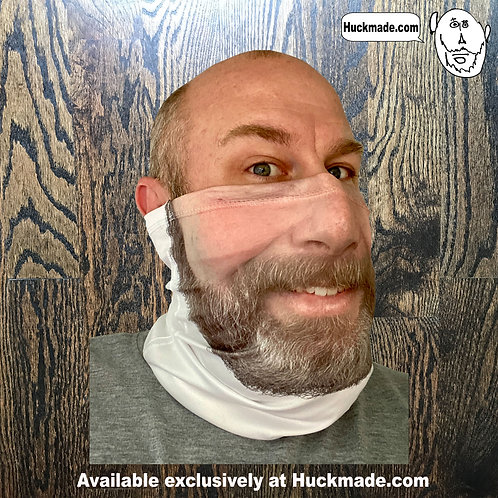 """Custom """"Your Face"""" Normal Face:  Gaiter/Face mask"""