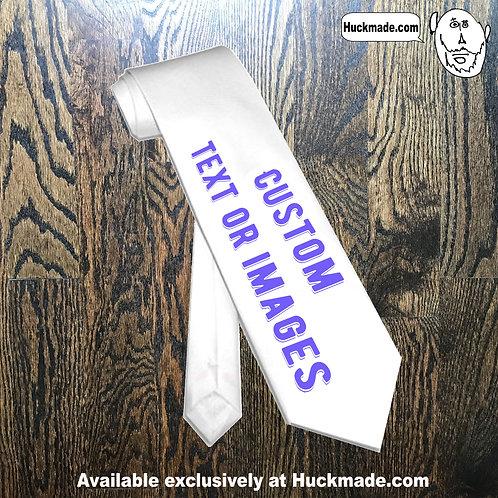 Custom Design: Neck Tie