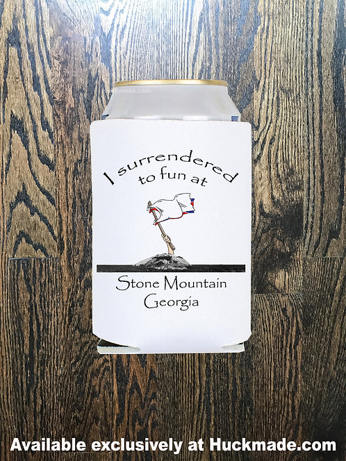 Stone Mountain: Can koozie