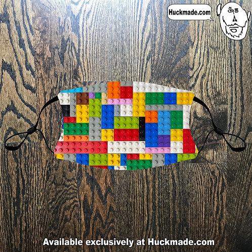 Brick Mask: Youth Face mask