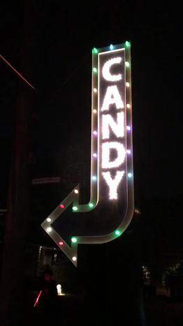 Candy Sign in action