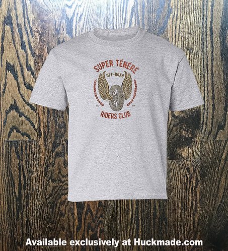 Super Tenere Off-Road Riders Club: Adult Unisex T-Shirt