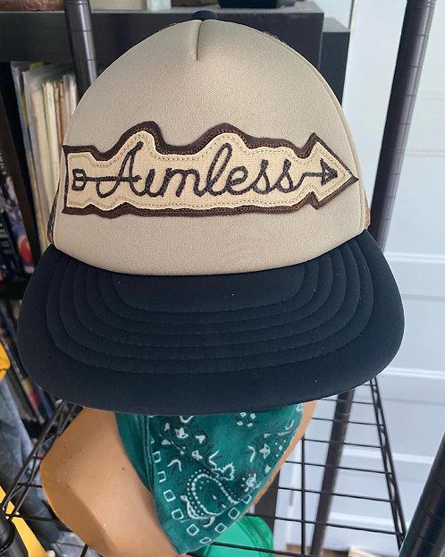 Custom Design Chainstitch: Trucker Hat (Foam)