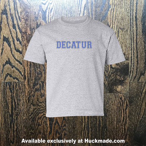Decatur Varsity: Shirts and Sweats