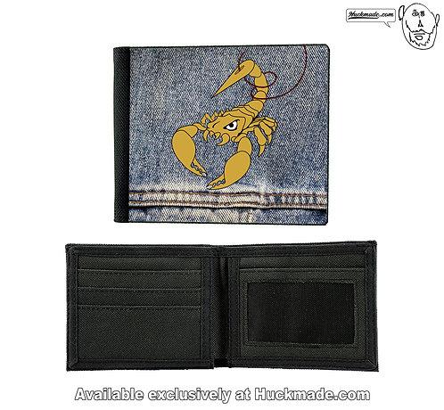 Custom logo wallet: Nylon Wallet