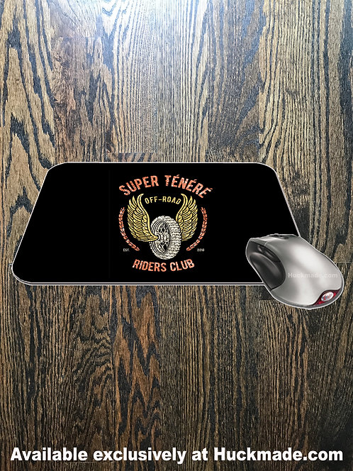 Super Tenere Off-Road Riders Club: Mouse Pad